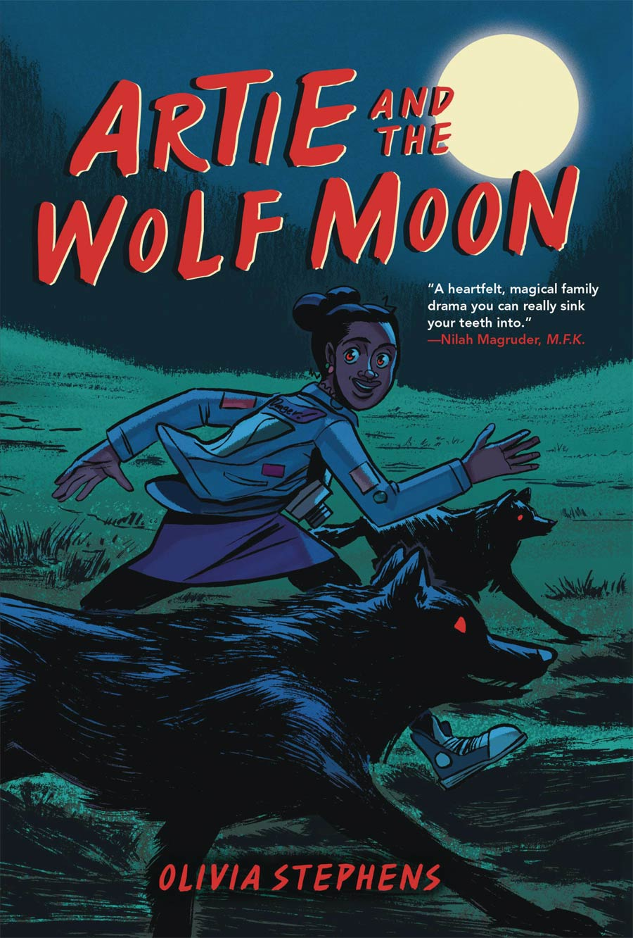Artie And The Wolf Moon TP