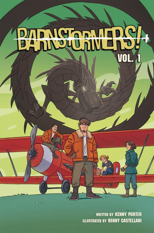 Barnstormers Vol 1 GN