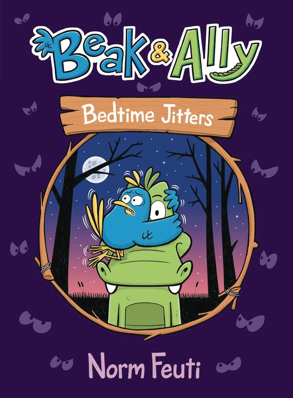 Beak & Ally Vol 2 Bedtime Jitters HC