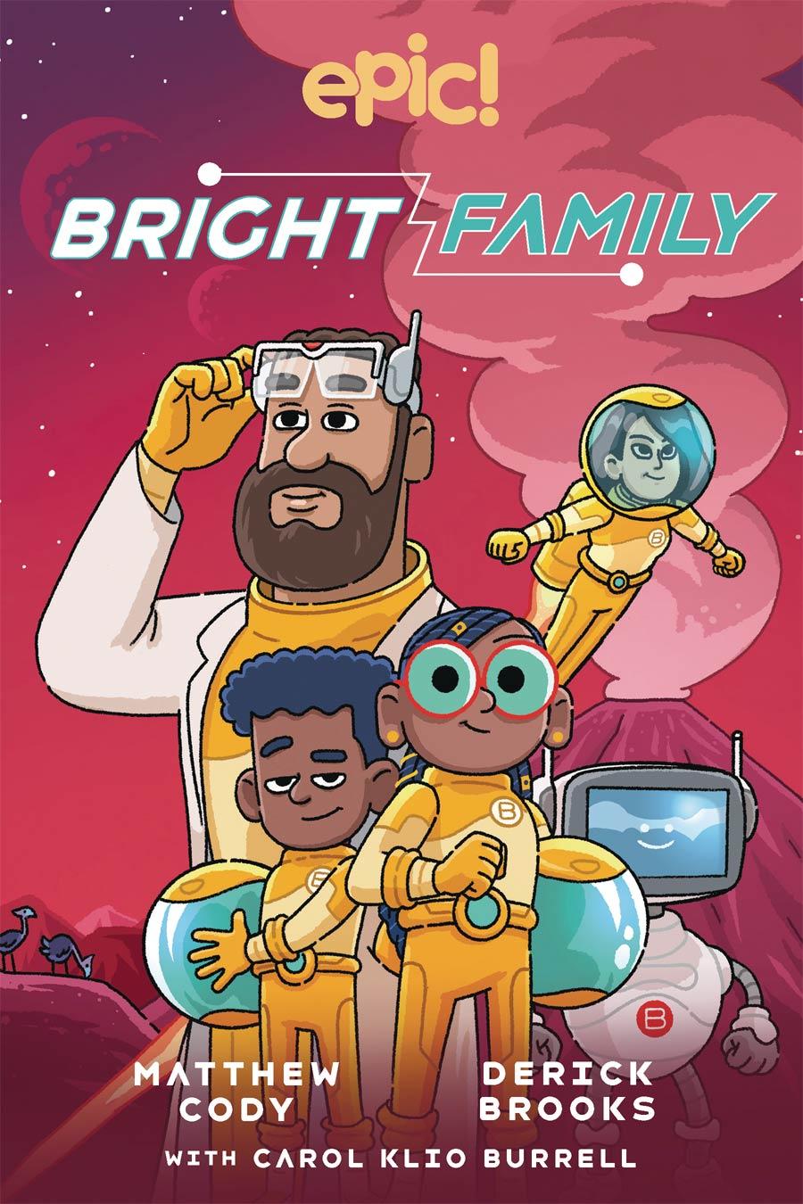 Bright Family Vol 1 TP