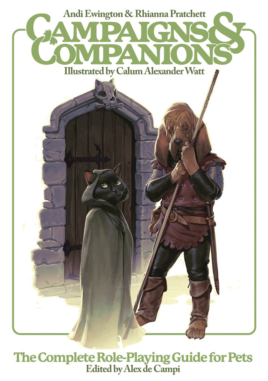 Campaigns & Companions Compelete Role-Playing Guide For Pets HC