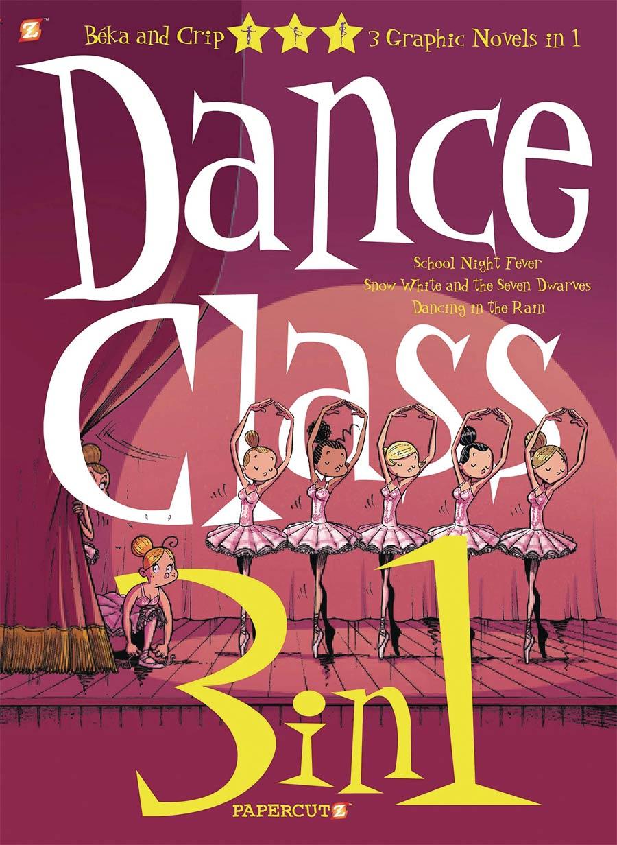 Dance Class 3-In-1 Vol 3 GN