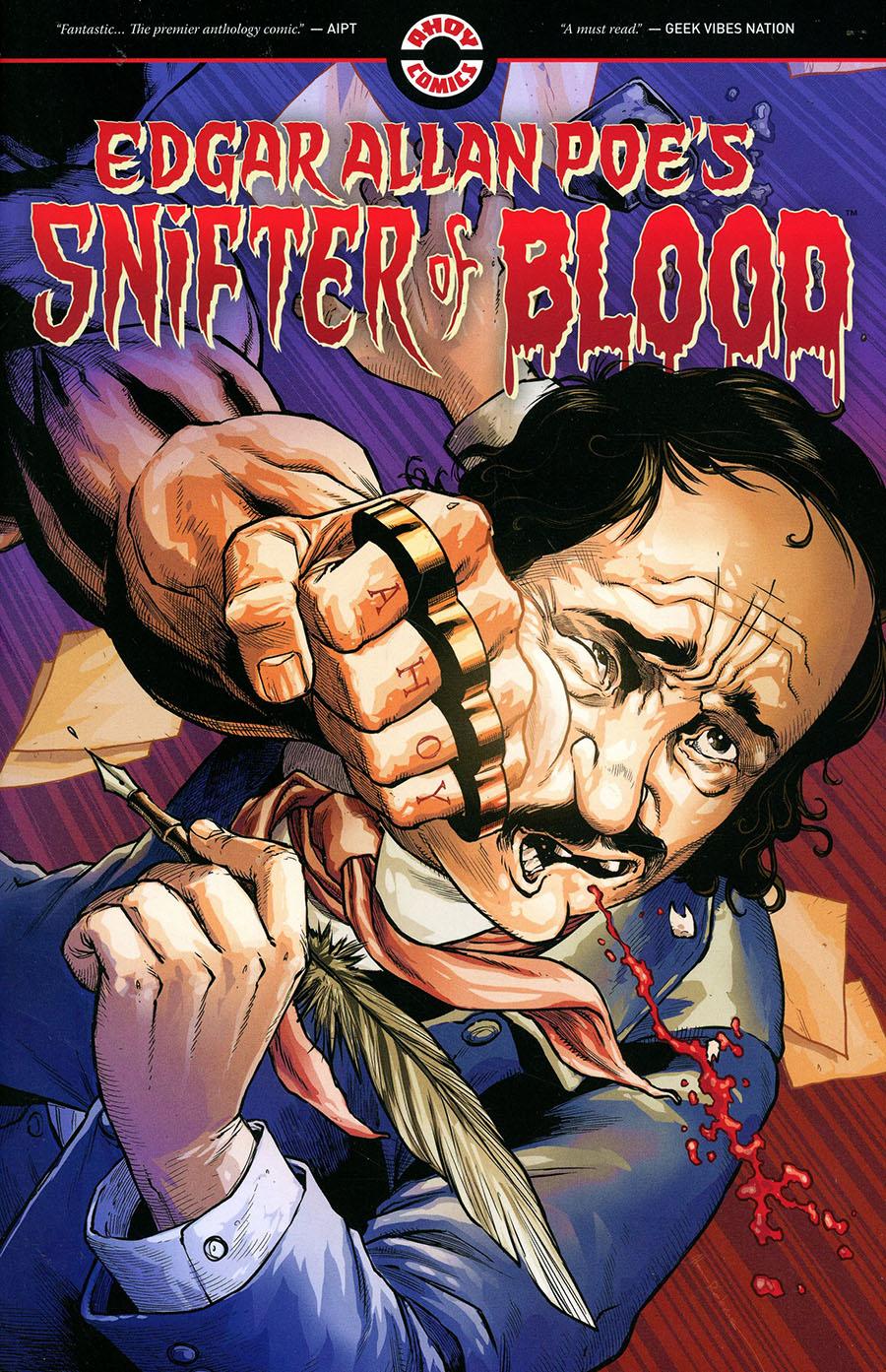 Edgar Allan Poes Snifter Of Blood TP