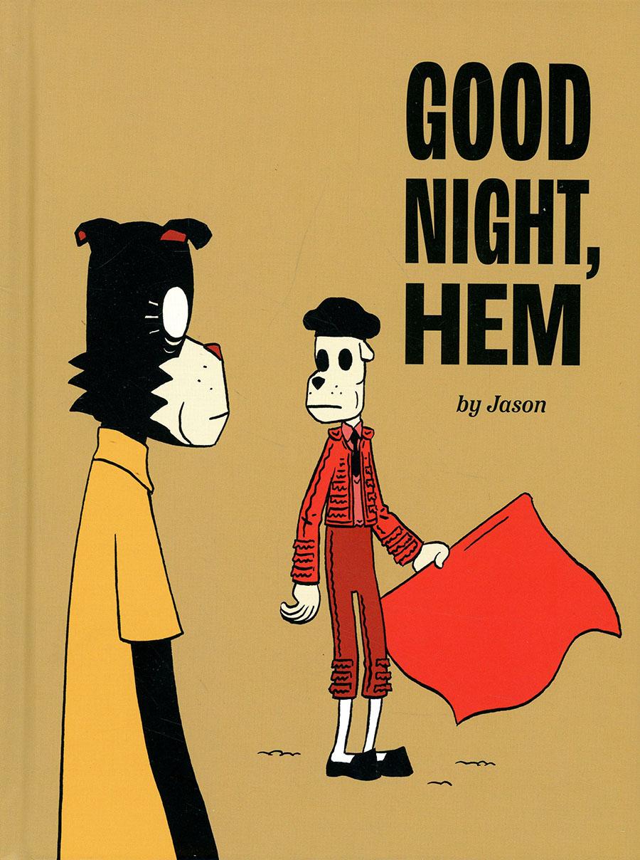 Good Night Hem HC