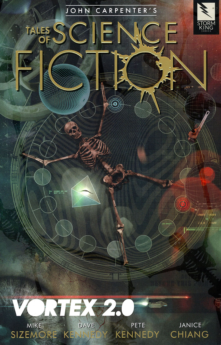John Carpenters Tales Of Science Fiction Vortex 2.0 TP