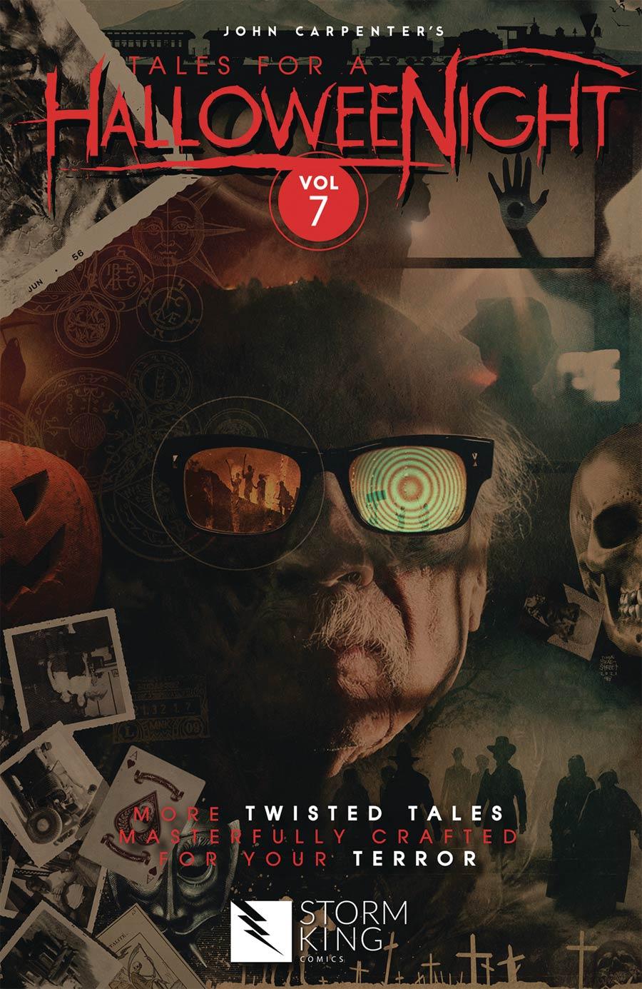 John Carpenters Tales For A Halloween Night Vol 7 GN