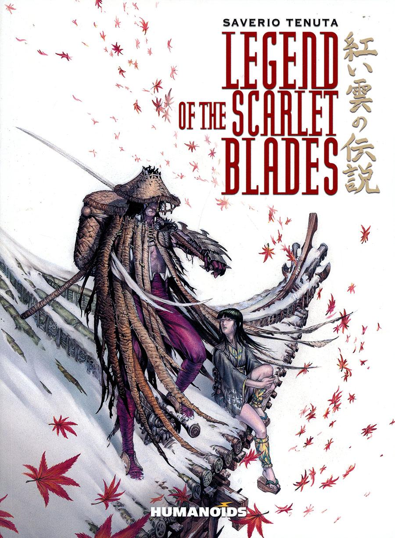 Legend Of The Scarlet Blades TP