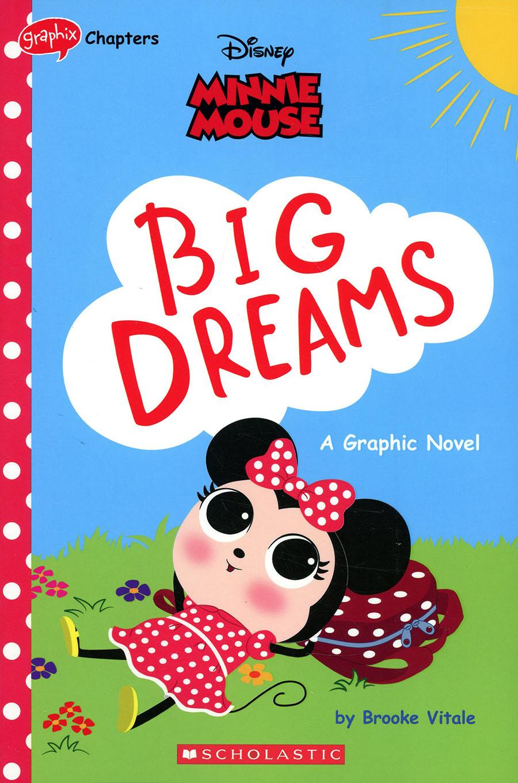 Minnie Mouse Vol 1 Big Dreams GN