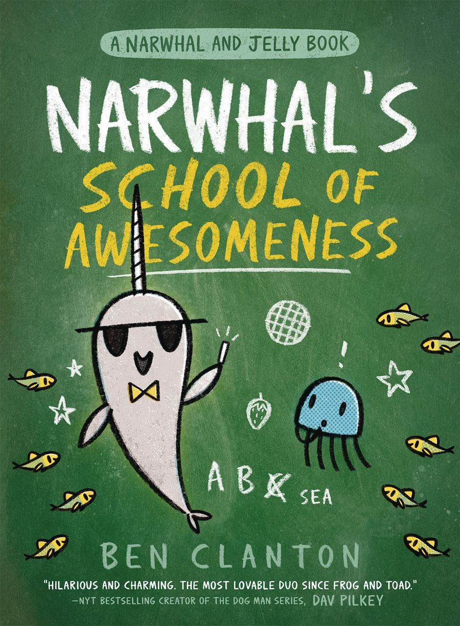 Narwhal Vol 6 Narwhals School Of Awesomeness HC
