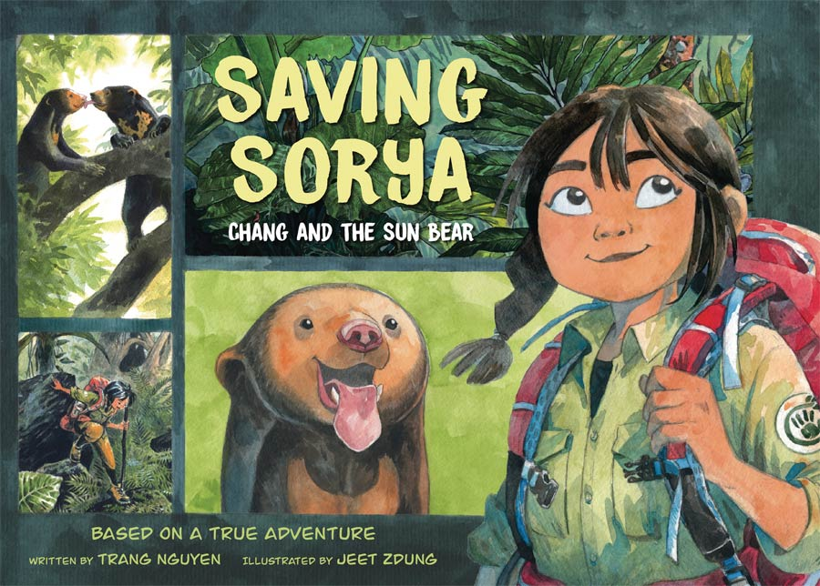 Saving Sorya Chang And The Sun Bear TP