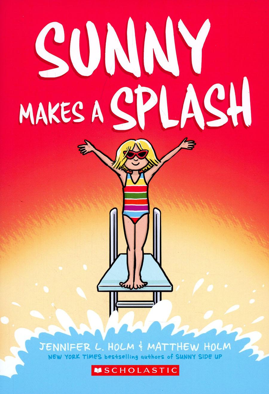 Sunny Makes A Splash TP