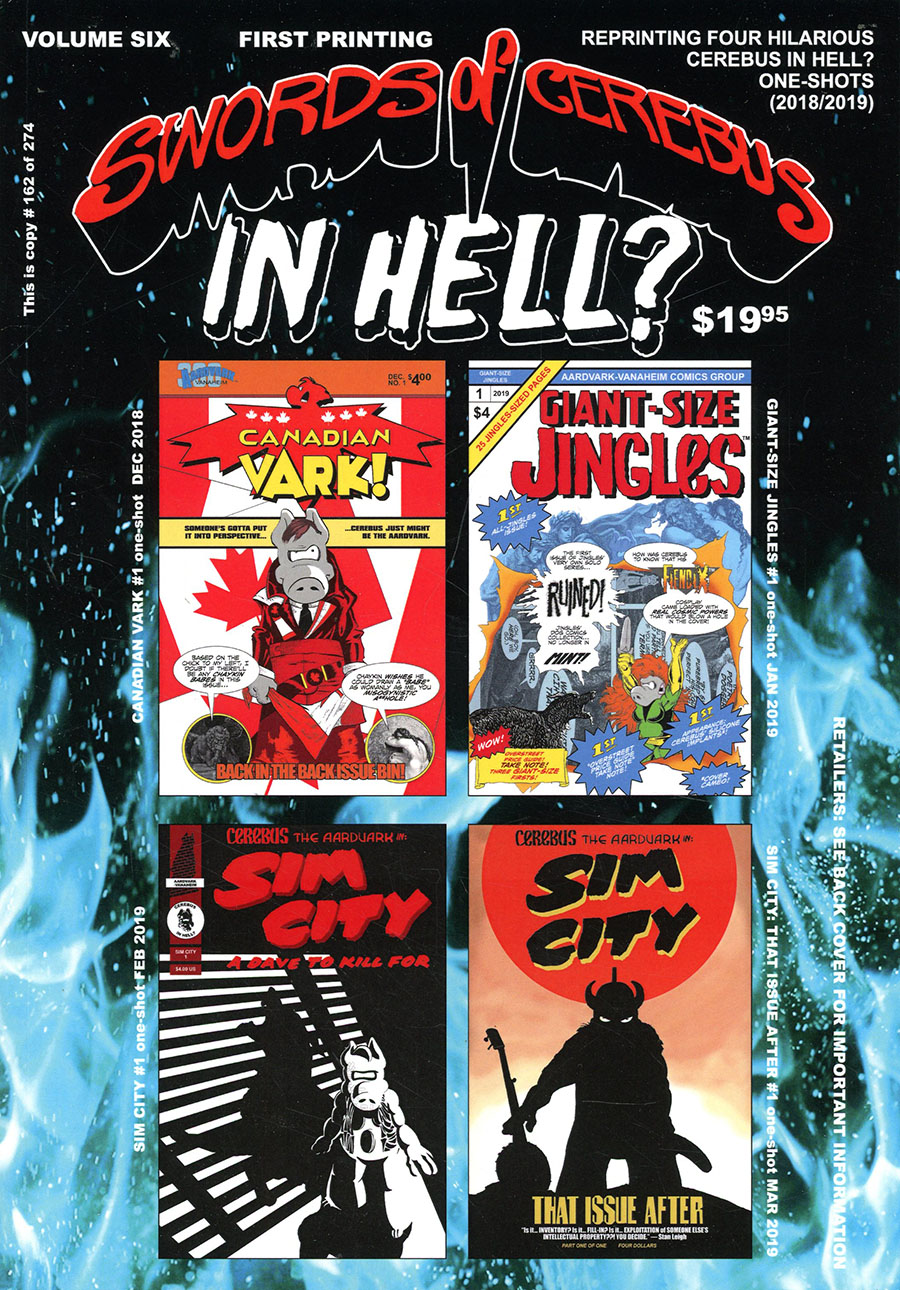 Swords Of Cerebus In Hell Vol 6 TP