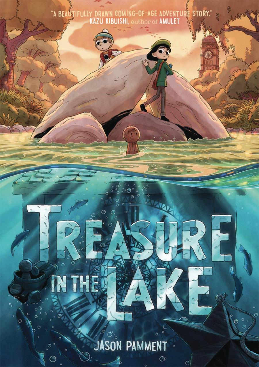 Treasure In The Lake TP