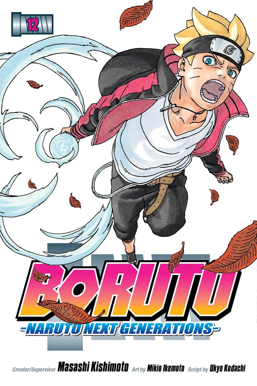 Boruto Naruto Next Generations Vol 12 GN