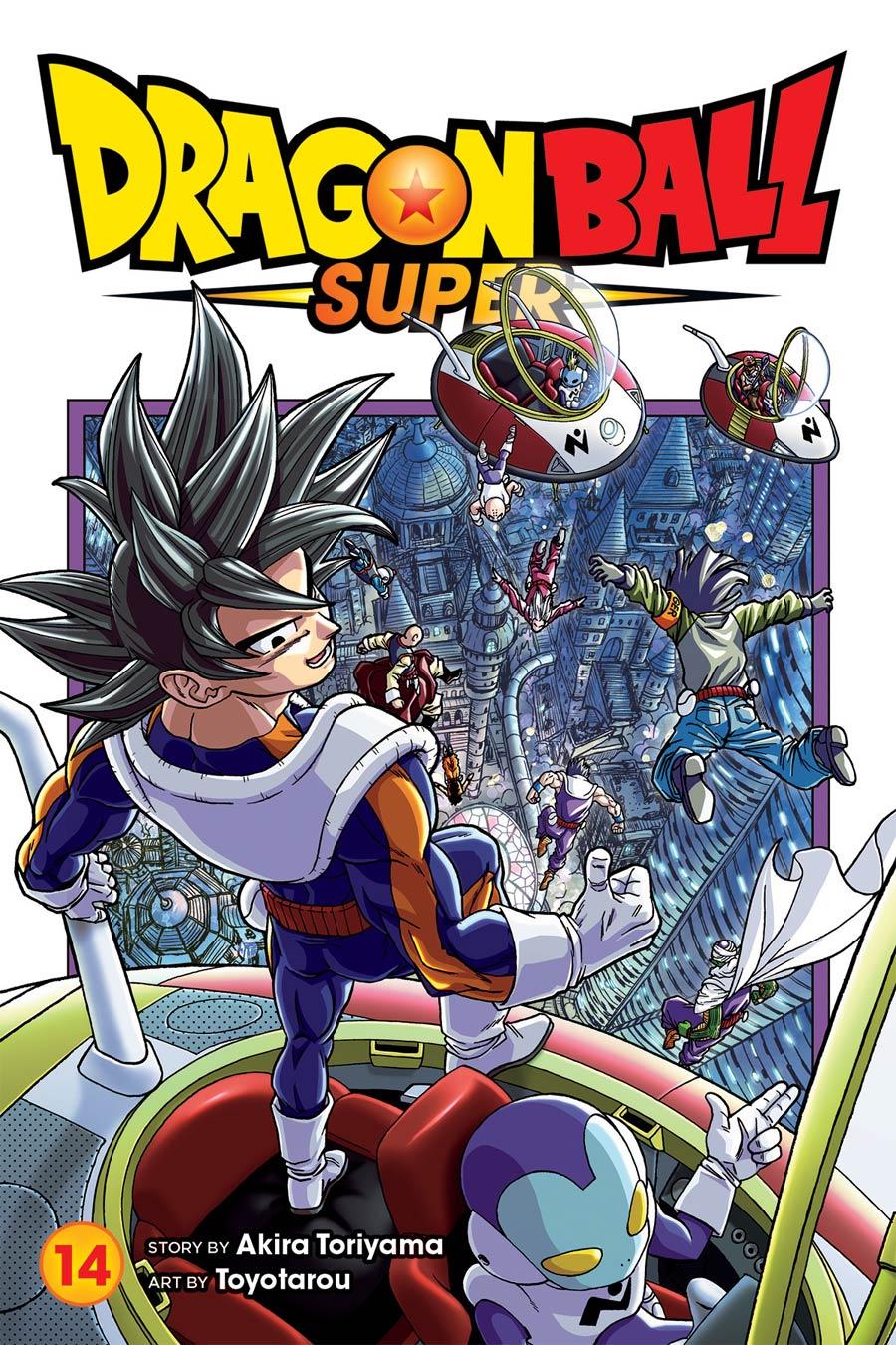 Dragon Ball Super Vol 14 GN