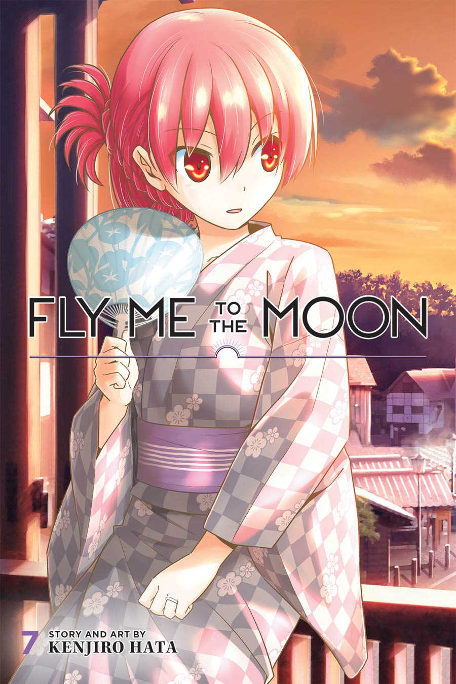 Fly Me To The Moon Vol 7 GN