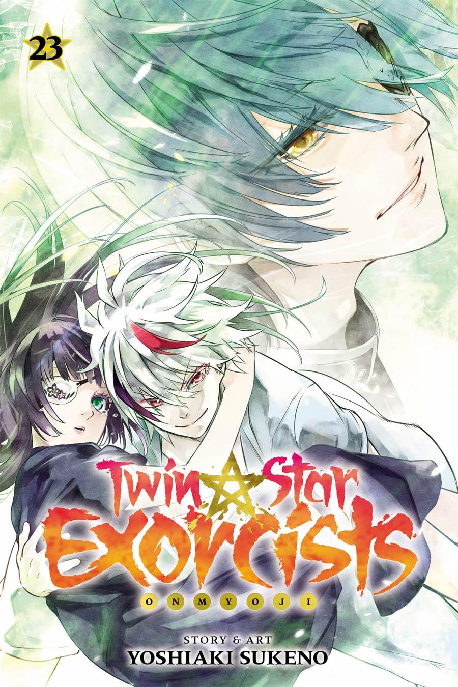 Twin Star Exorcists Onmyoji Vol 23 TP