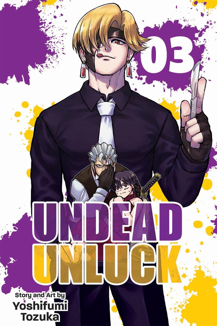 Undead Unluck Vol 3 GN