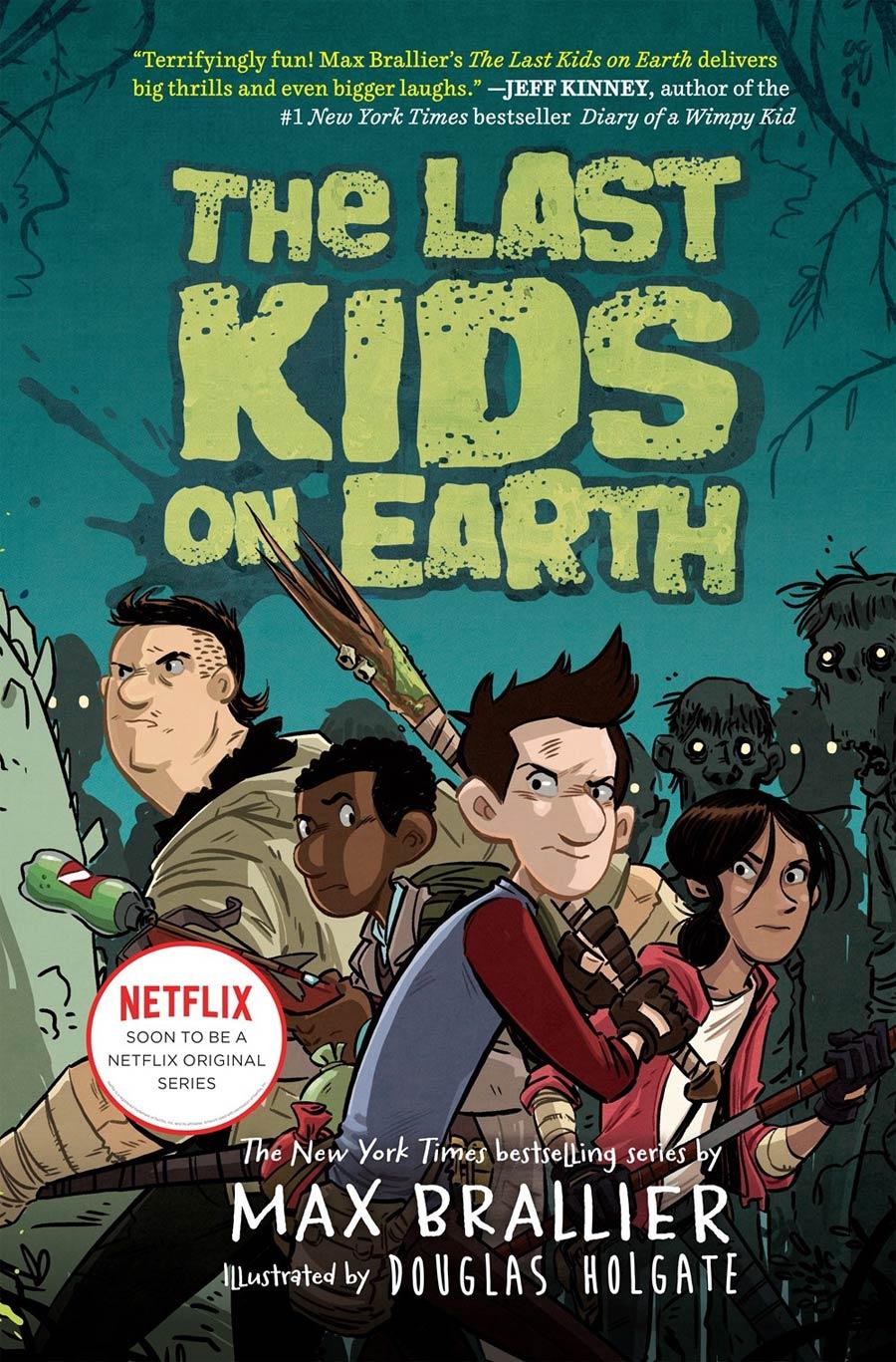 Last Kids On Earth Novel Vol 1 HC