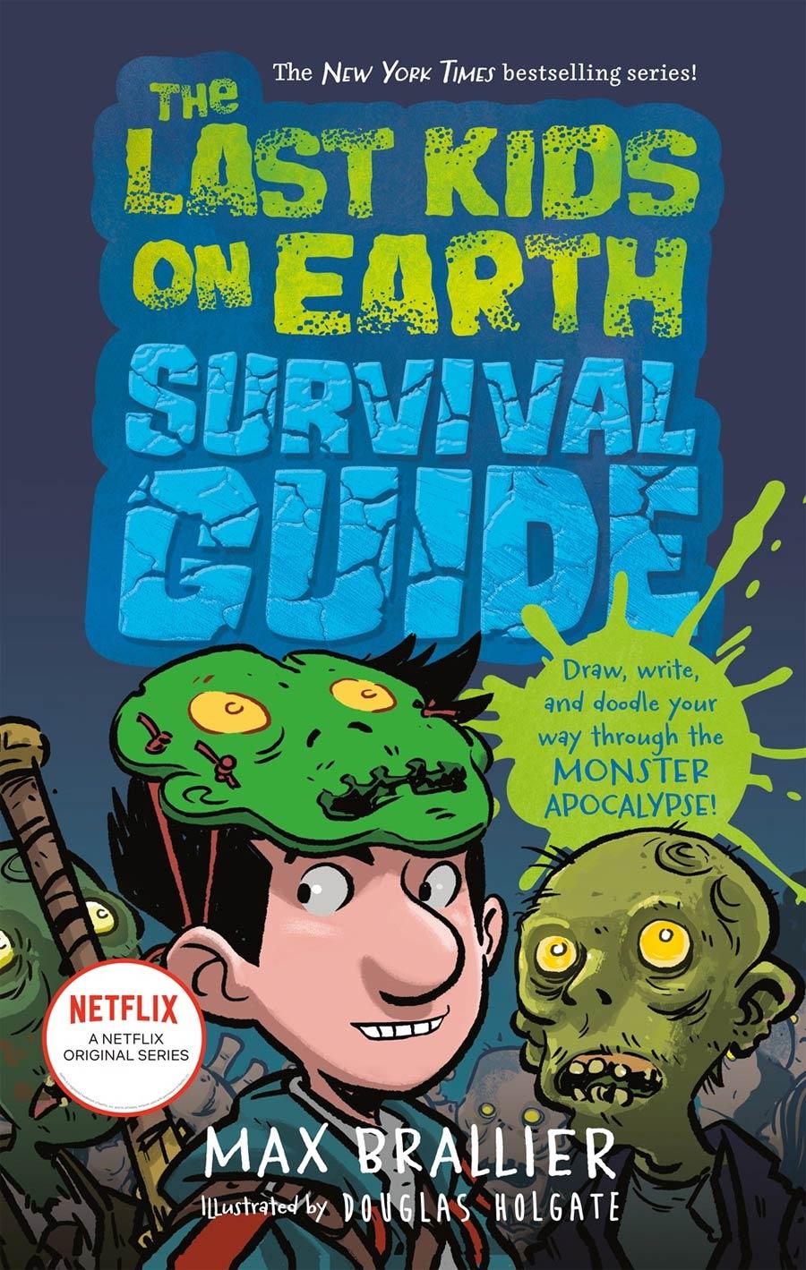 Last Kids On Earth Survival Guide HC