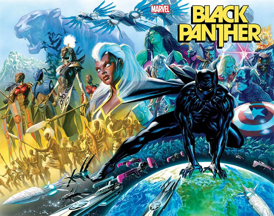 Black Panther Vol 8 #1 Cover I DF CGC Graded 9.6 Or Higher