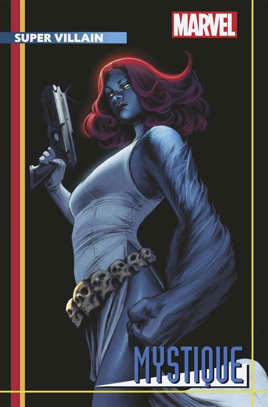Inferno Vol 2 #1 Cover H Incentive Carmen Carnero Stormbreakers Variant Cover