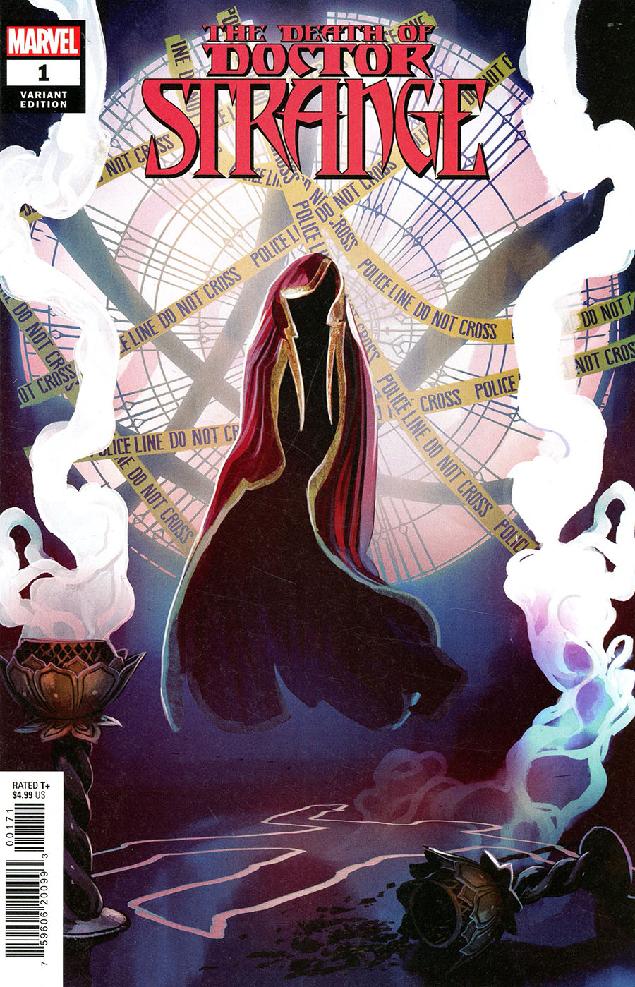 Death Of Doctor Strange #1 Cover F Incentive Stephanie Hans Variant Cover