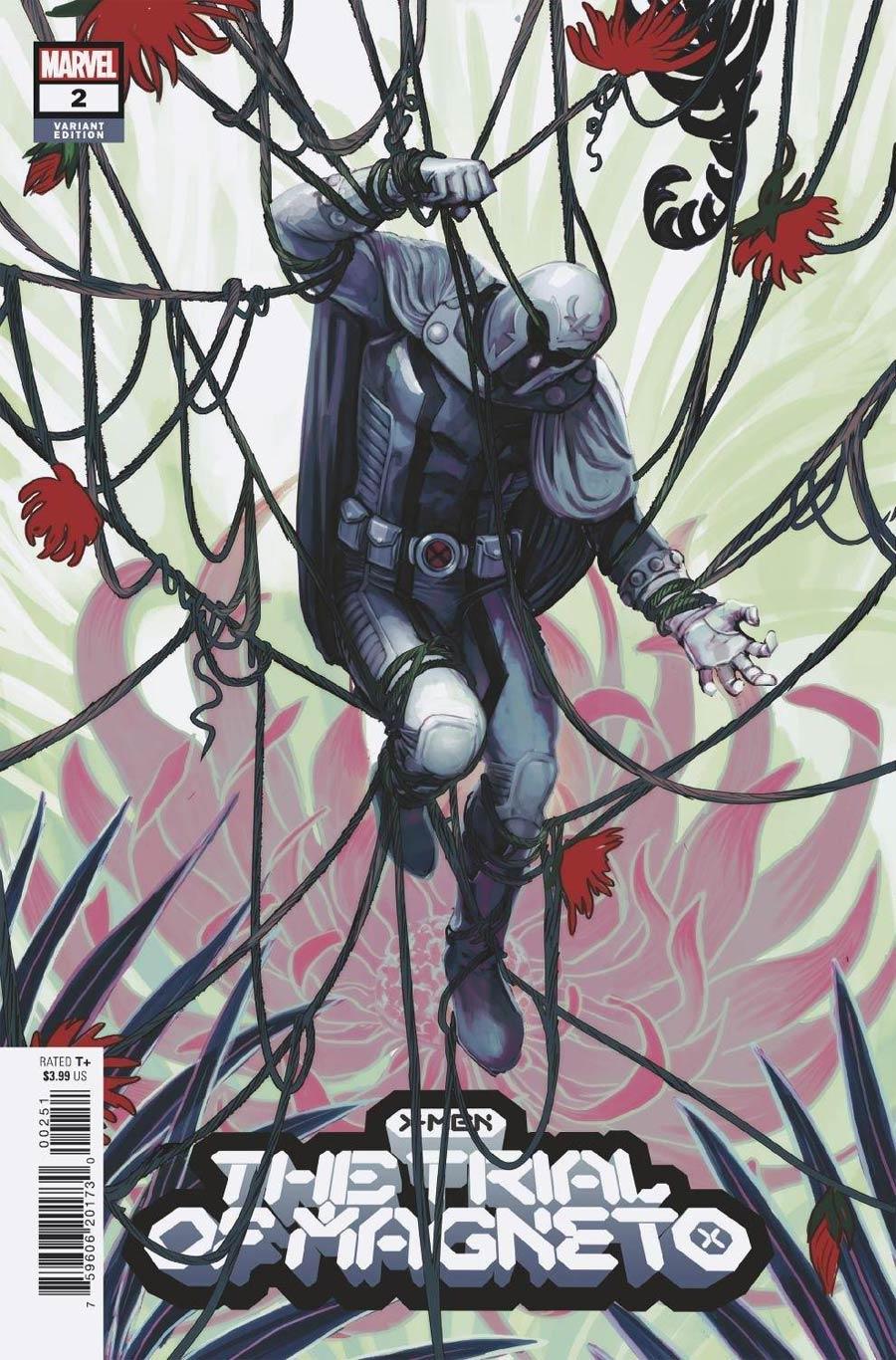 X-Men Trial Of Magneto #2 Cover E Incentive Stephanie Hans Variant Cover