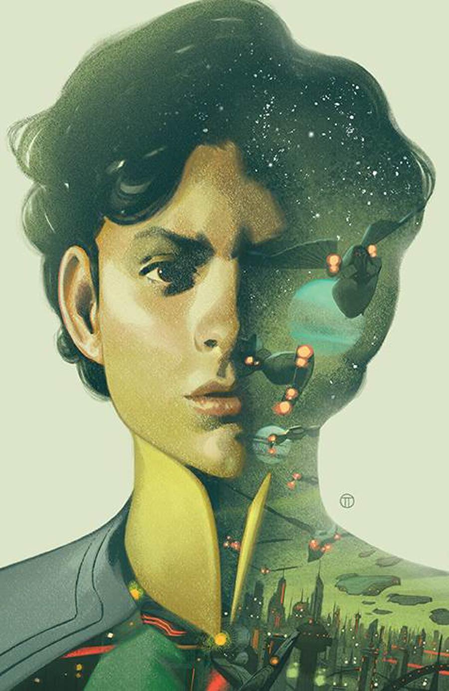 Dune House Atreides #10 Cover D Incentive Julian Totino Tedesco Virgin Cover