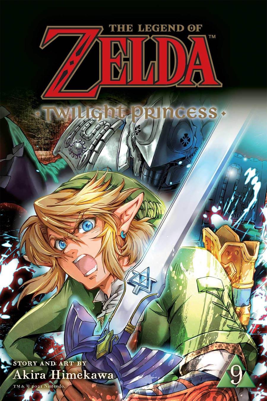 Legend Of Zelda Twilight Princess Vol 9 GN