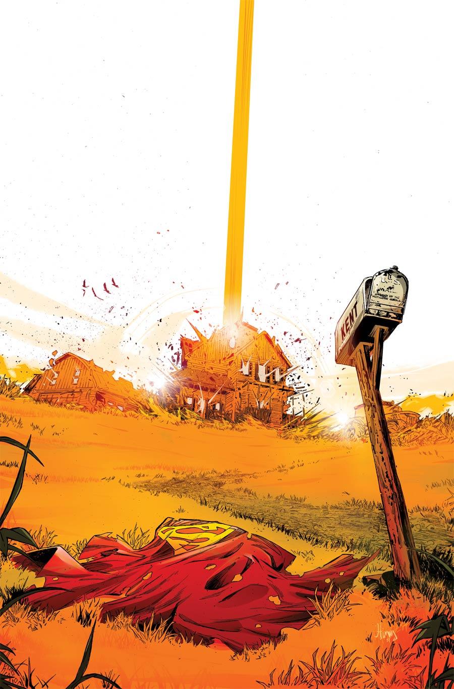 Superman Son Of Kal-El #4 Cover A Regular John Timms Cover (Limit 1 Per Customer)