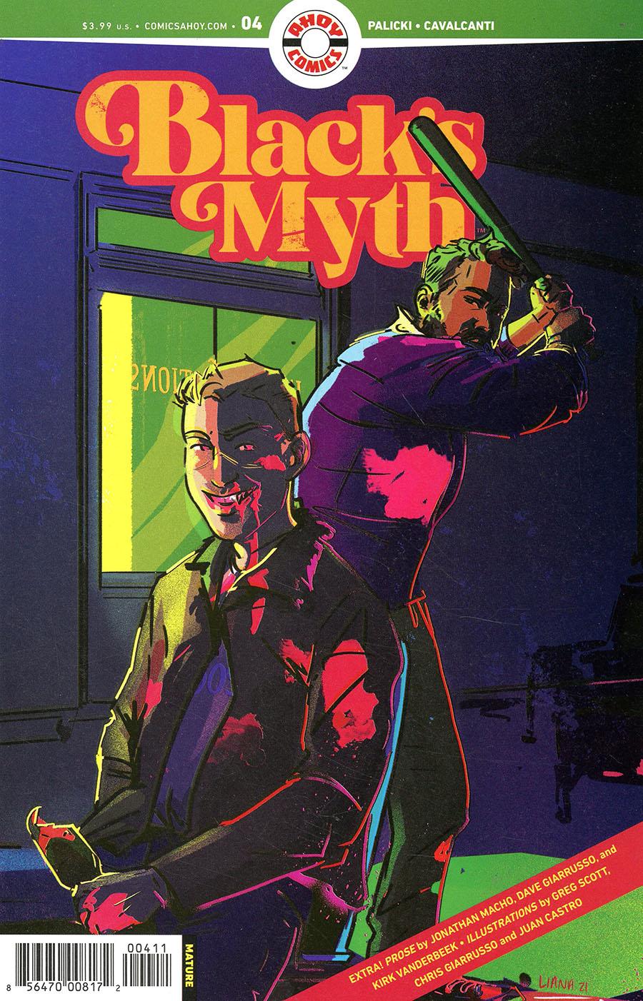 Blacks Myth #4
