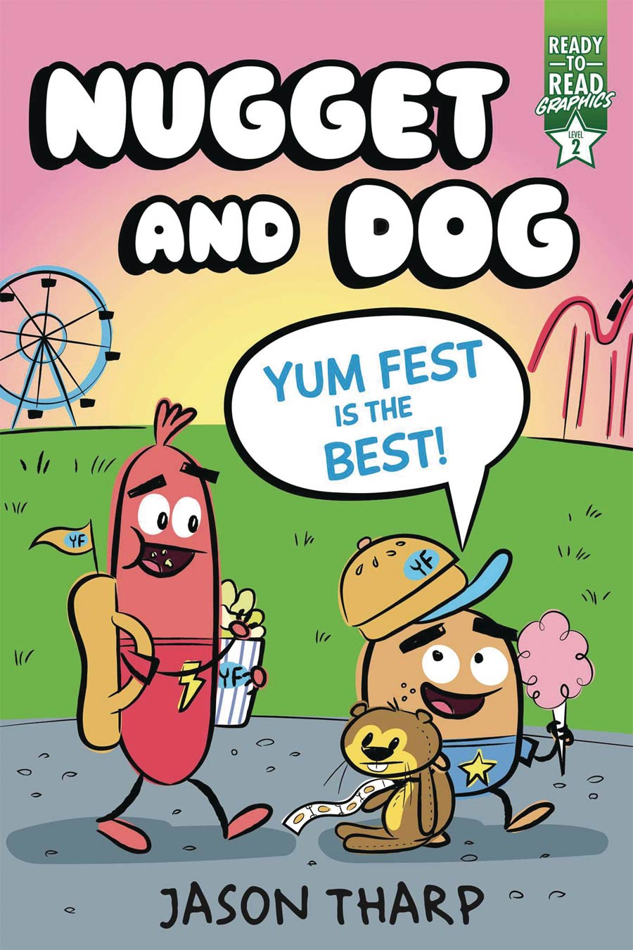 Nugget And Dog Yum Fest Is The Best TP
