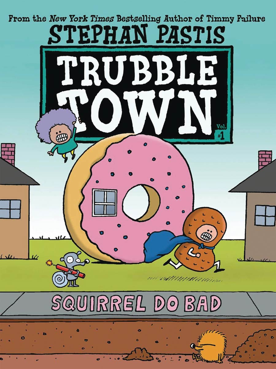 Trubble Town Squirrel Do Bad TP