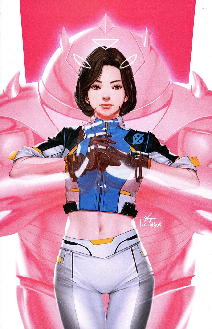 X-Men Vol 6 #2 Cover E Incentive Inhyuk Lee AAPI Heritage Virgin Cover