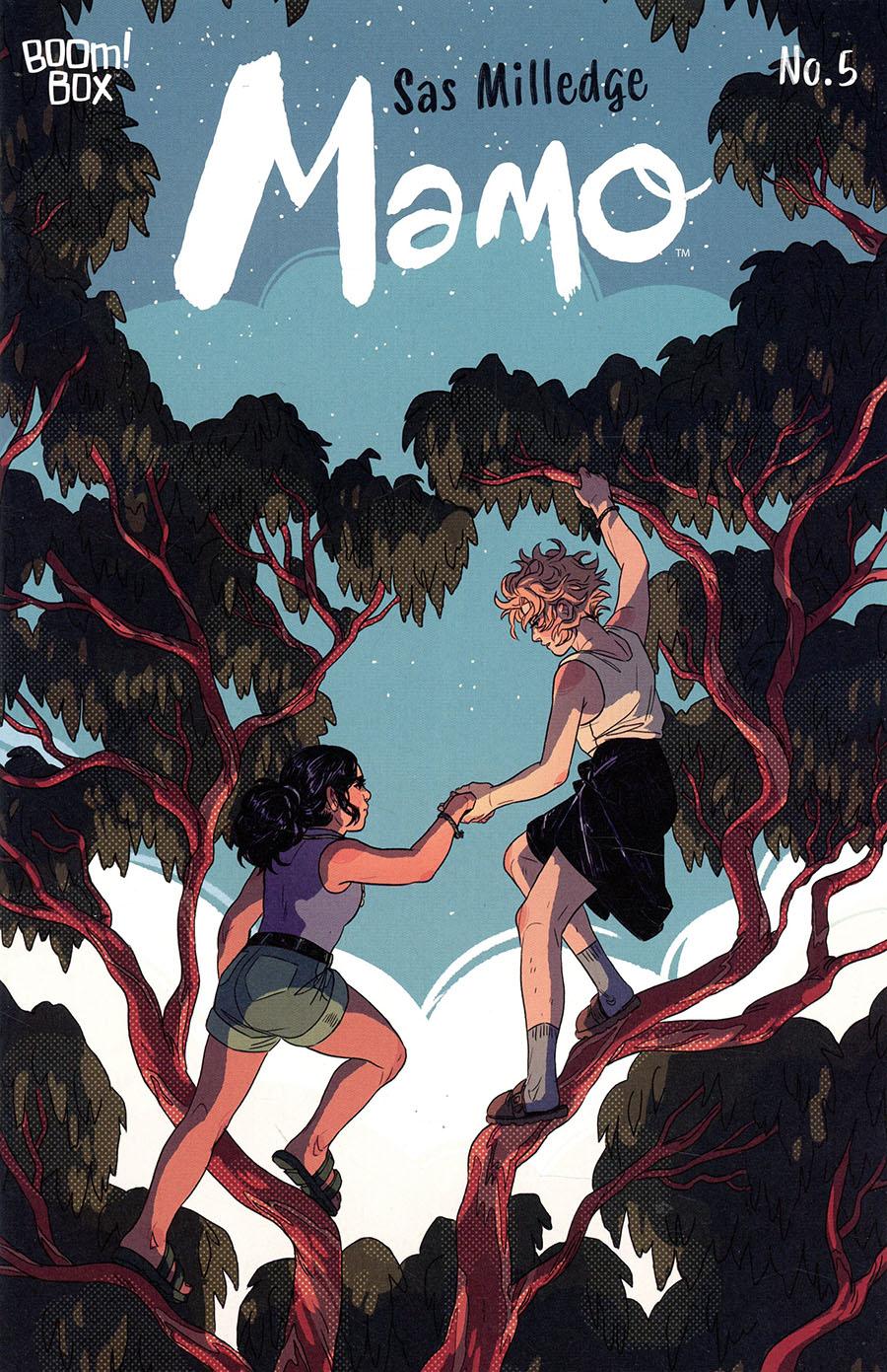 Mamo #5 Cover A Regular Sas Milledge Cover