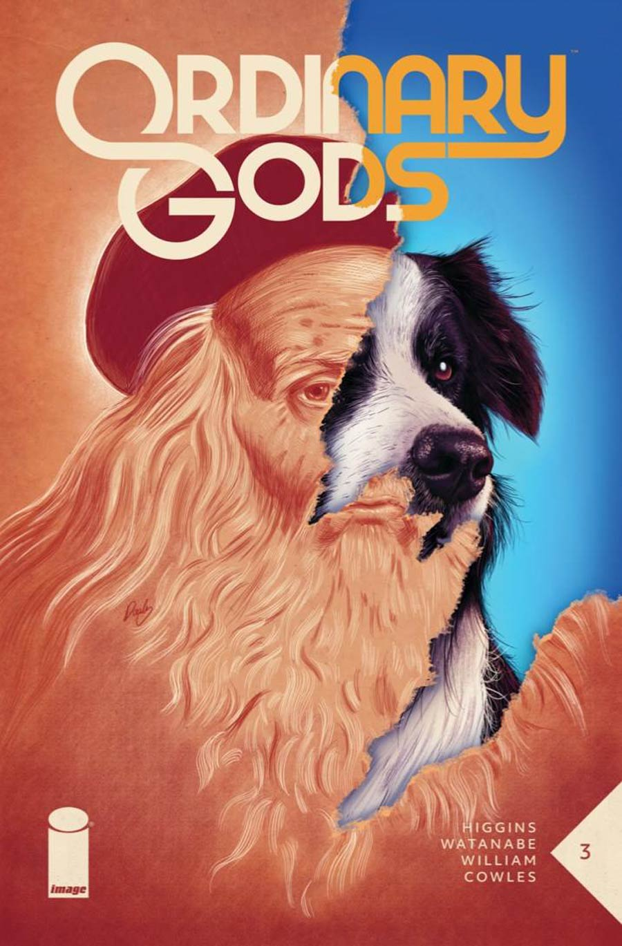 Ordinary Gods #3 Cover B Incentive Doaly Variant Cover