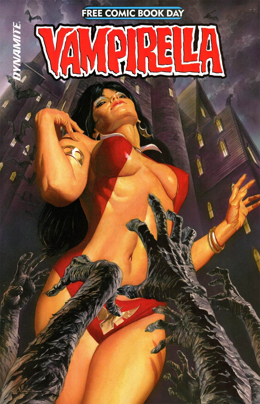 Vampirella Vol 8 #1 FCBD 2021 Edition