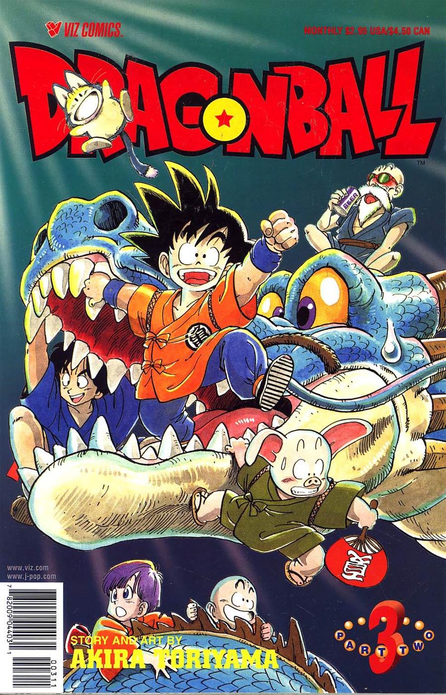 Dragon Ball Part 2 #3