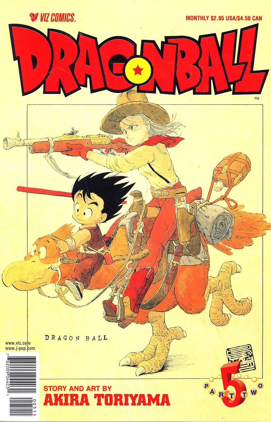 Dragon Ball Part 2 #5