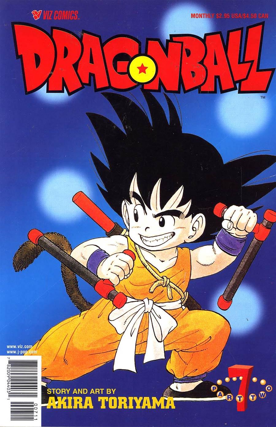 Dragon Ball Part 2 #7