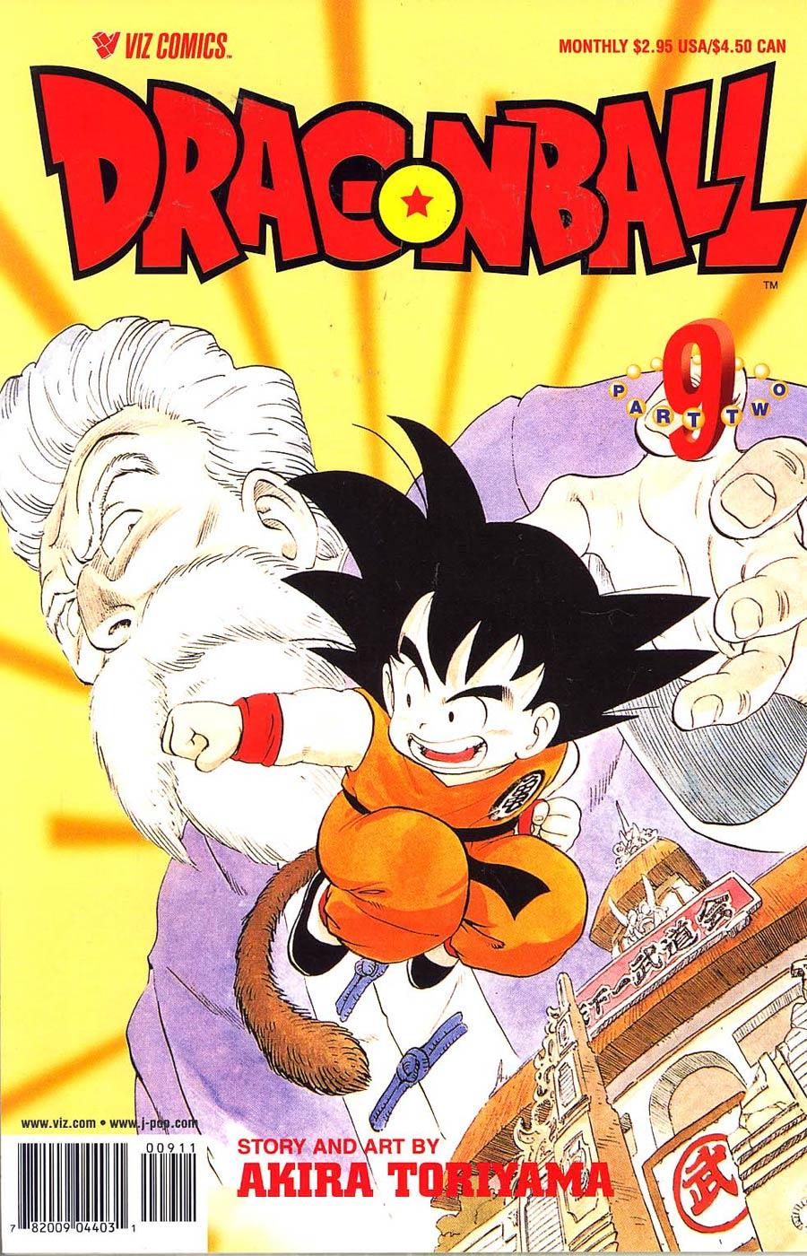 Dragon Ball Part 2 #9
