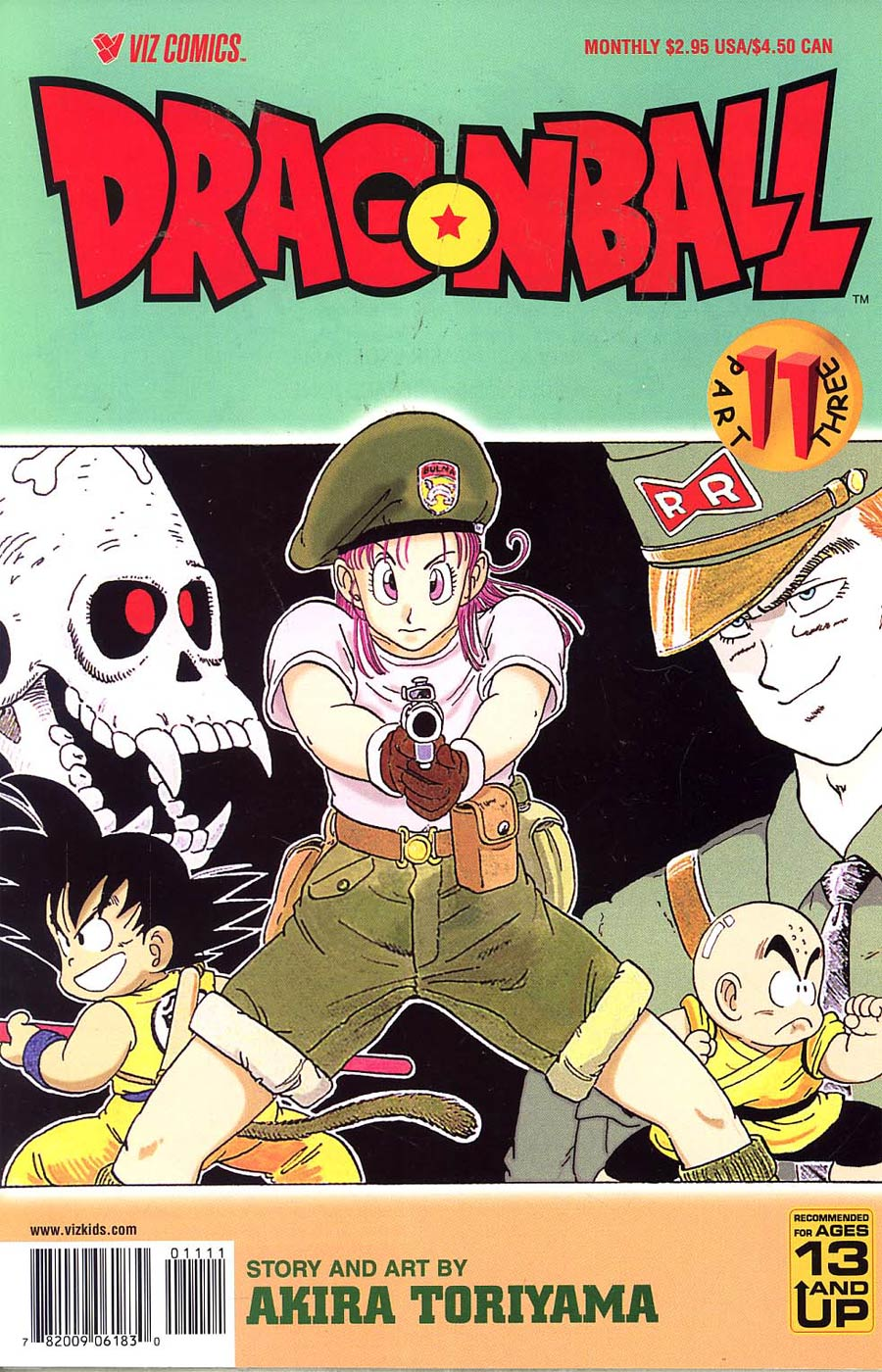 Dragon Ball Part 3 #11