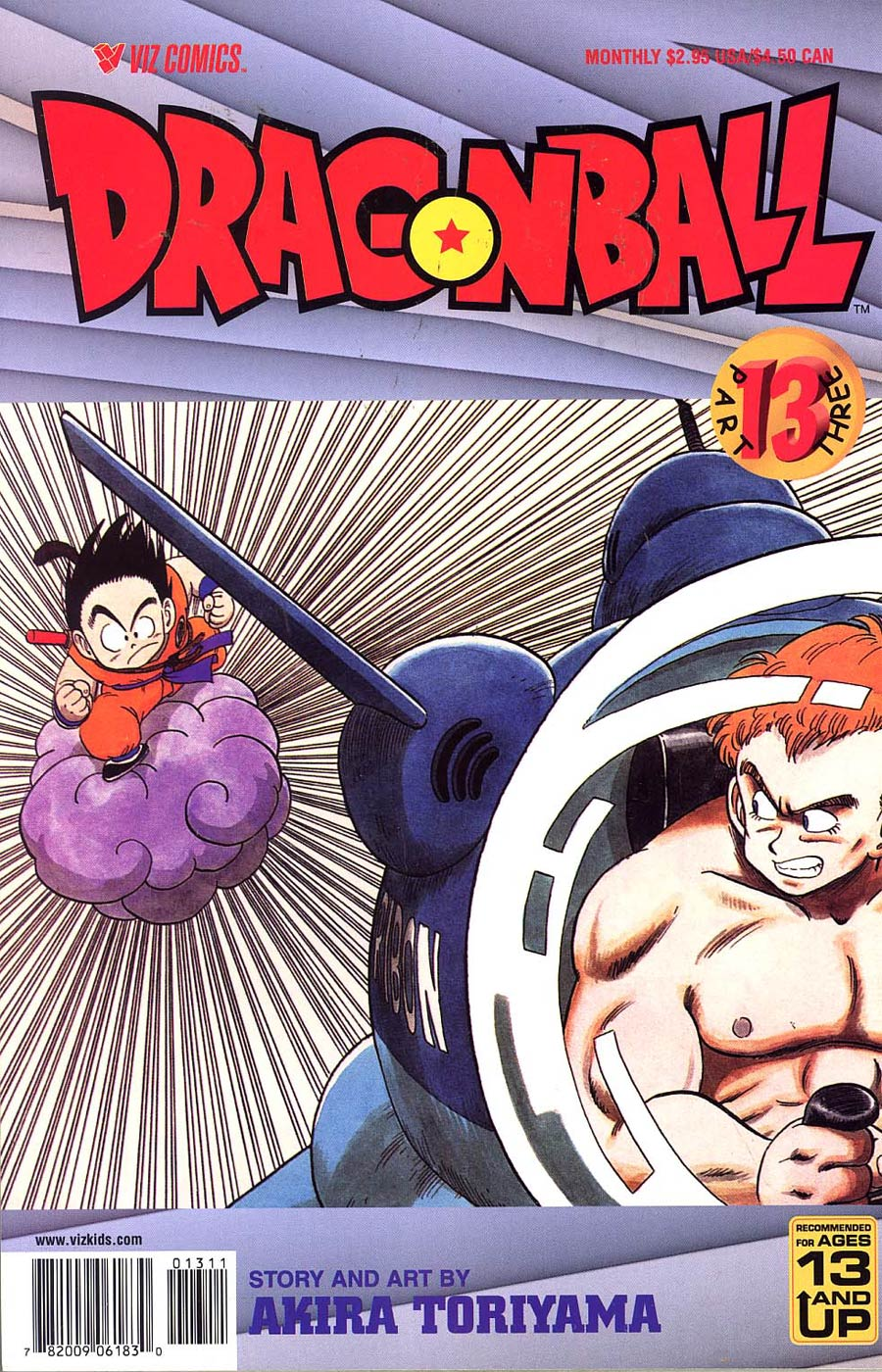 Dragon Ball Part 3 #13