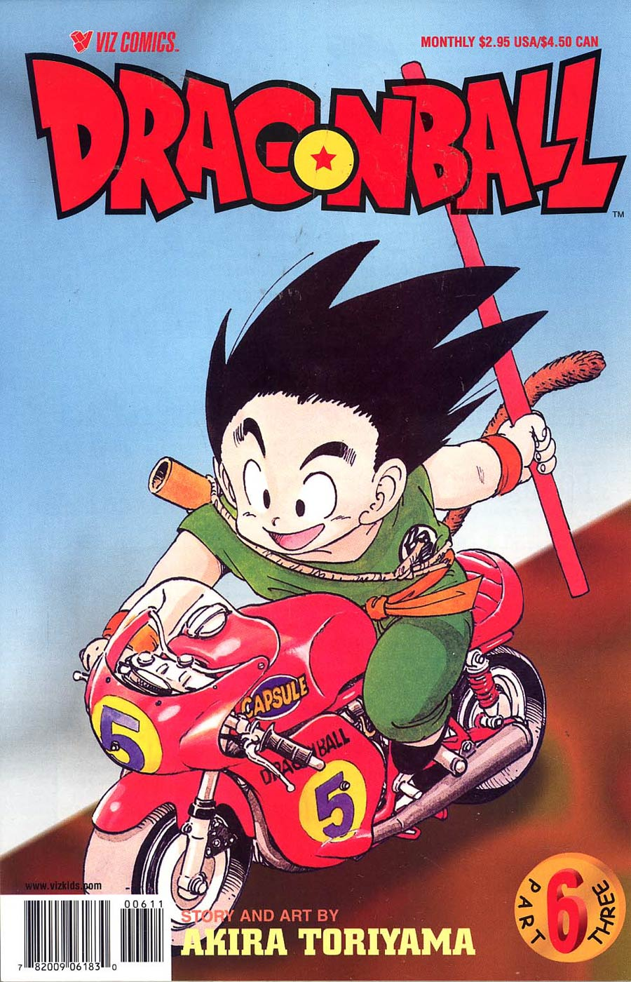 Dragon Ball Part 3 #6