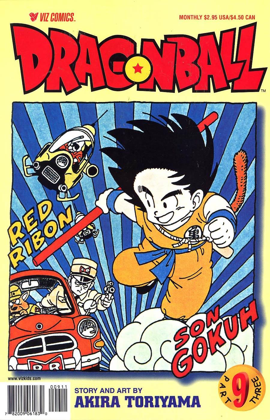 Dragon Ball Part 3 #9