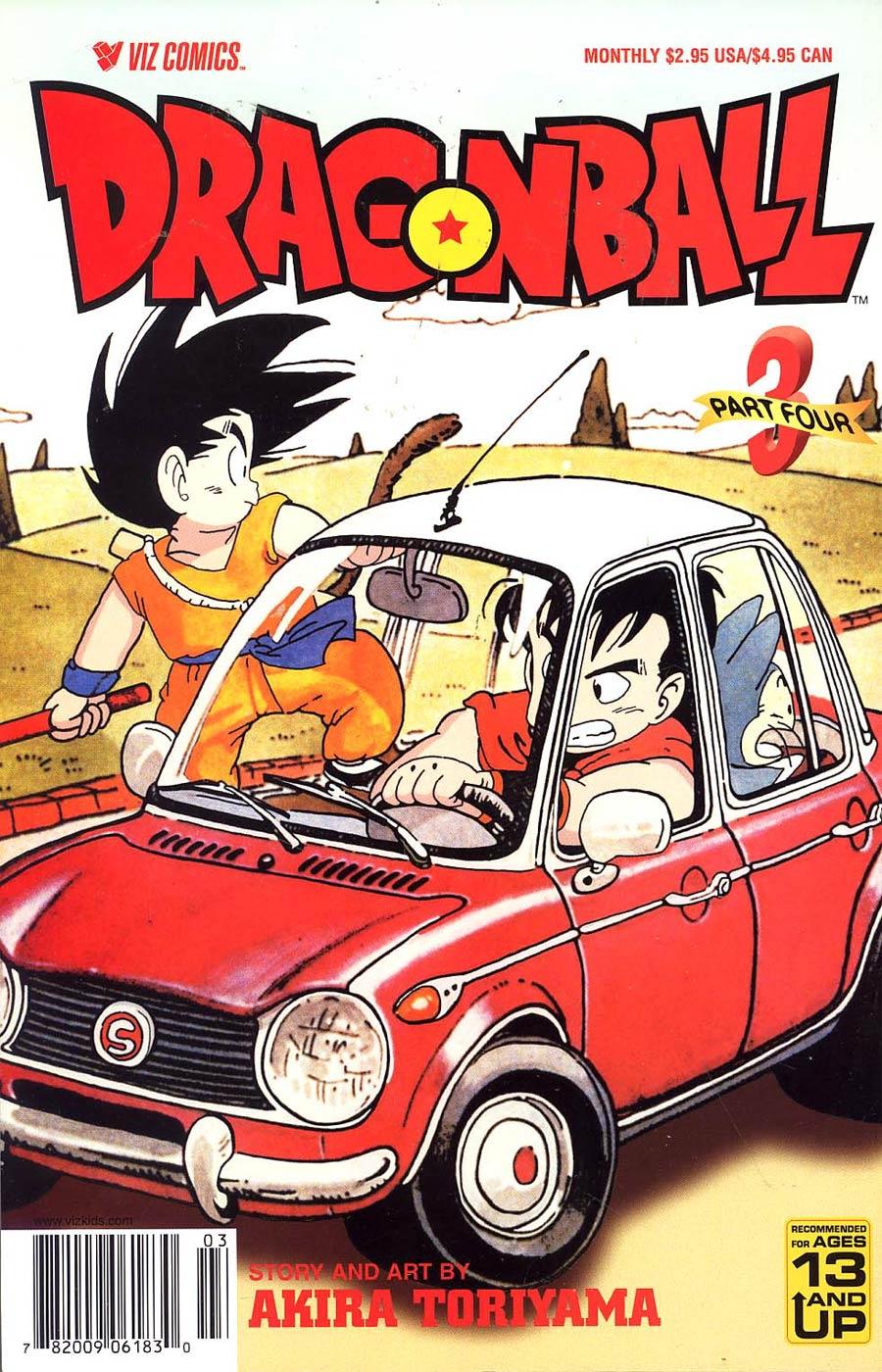 Dragon Ball Part 4 #3