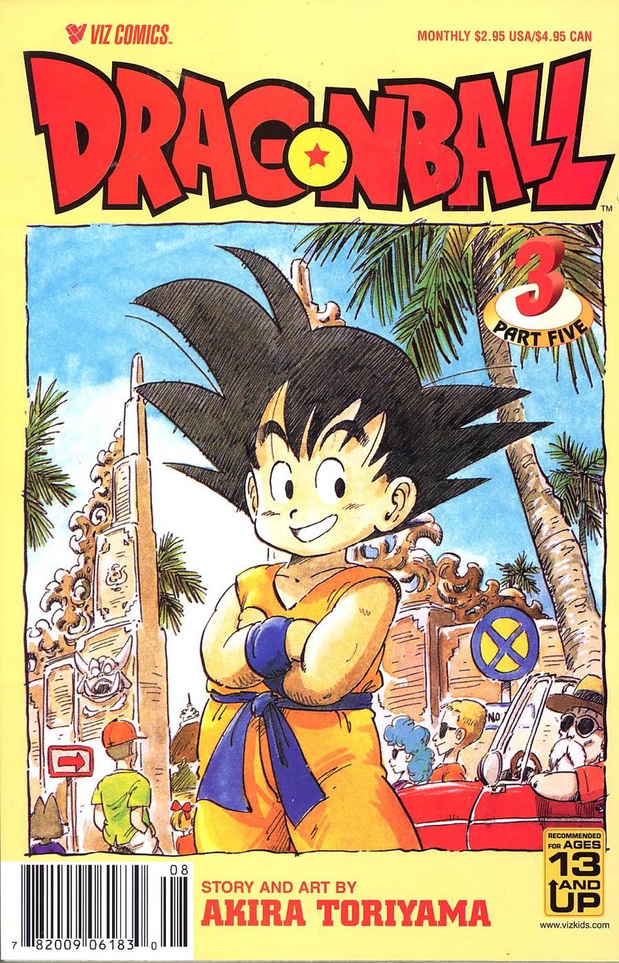 Dragon Ball Part 5 #3