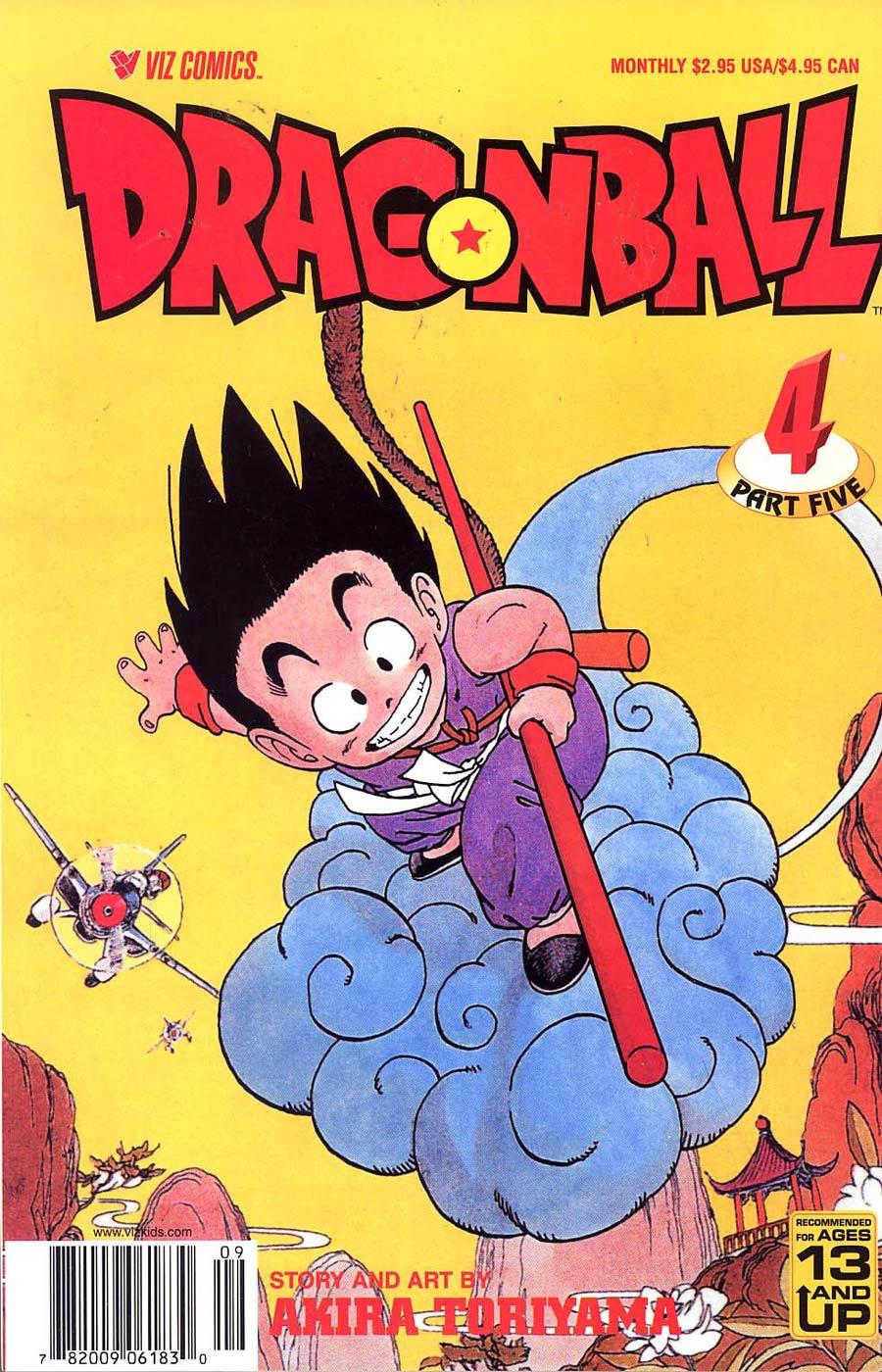 Dragon Ball Part 5 #4