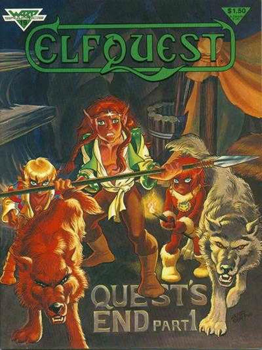 Elfquest Vol 1 Magazine #19